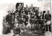 Banda musicale nel 1891