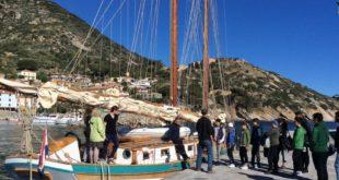 lotta plastiche parco arcipelago toscano scuole isola del giglio giglionews