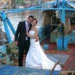 sposi ferraro pavoni tiziana silvano isola del giglio giglionews