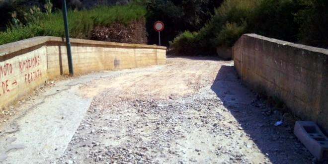 strada cannelle lavori pubblici isola del giglio giglionews