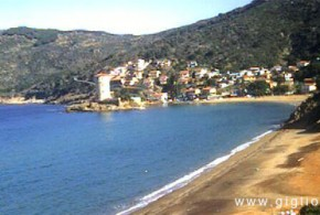 WebCam Giglio Campese Panoramica