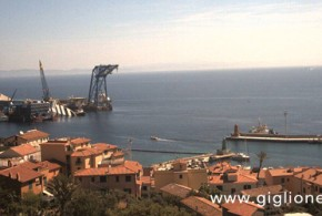 WebCam Giglio Porto Panoramica