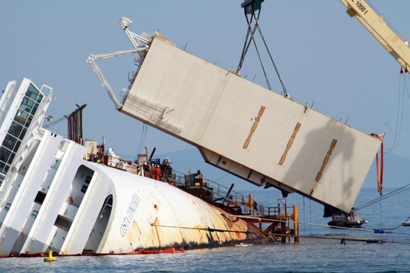 osservatorio rimozione concordia isola del giglio giglionews