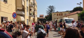 piazza giuseppe rum autobus isola del giglio porto giglionews