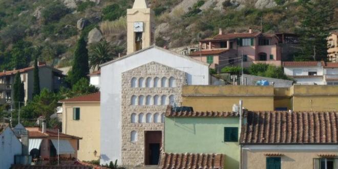 raccolta fondi zone terremotate cena beneficenza chiesa isola del giglio porto giglionews