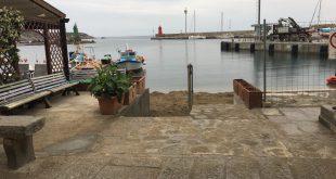 banchina isola del giglio porto giglionews