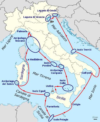 33 isole progetto vela isola del giglio giglionews