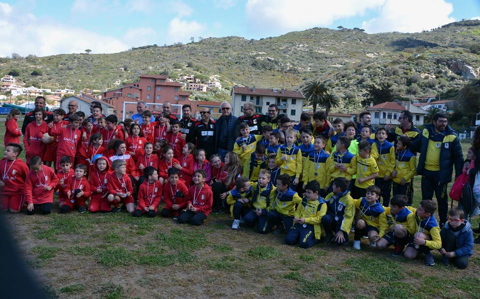 amichevoli scuole calcio aegilium scansano isola del giglio campese giglionews