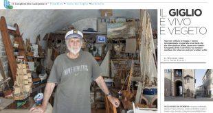 articolo sette corriere della sera antonio crispino stefano rodi isola del giglio giglionews
