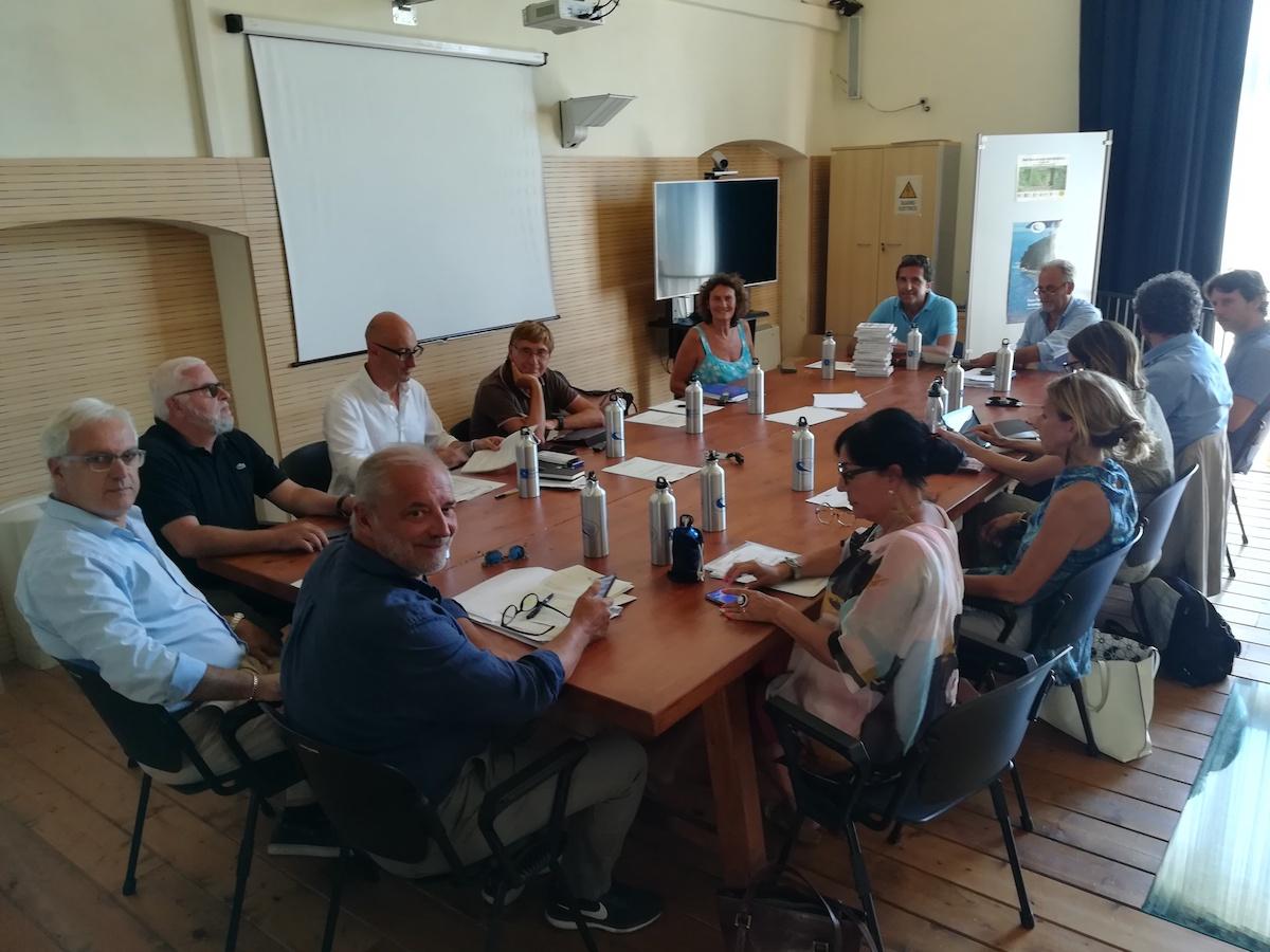 assemblea comunità parco isola del giglio giglionews