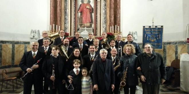 banda musicale enea brizzi isola del giglio giglionews