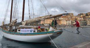 barca nanni greenpeace isola del giglio giglionews