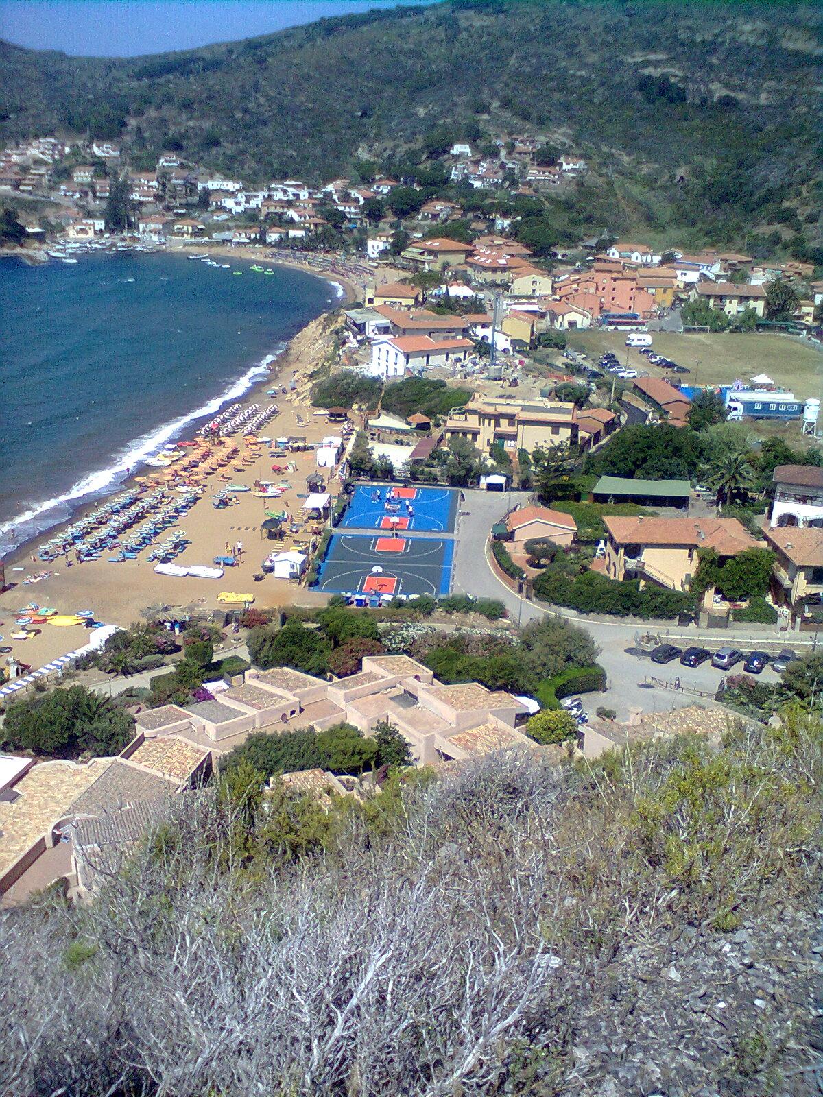 basketball camp arcipelago toscano isola del giglio campese giglionews