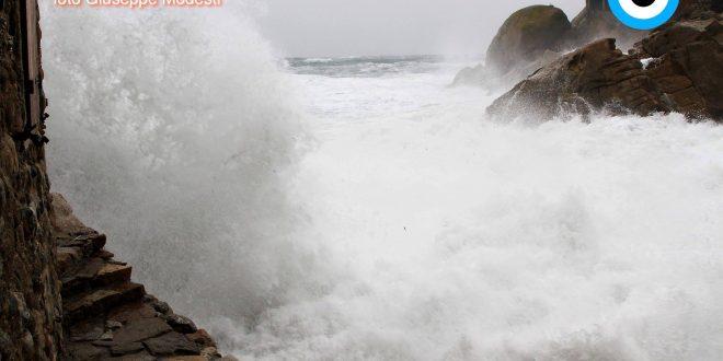 caletta saraceno bansaracino mareggiata isola del giglio porto giglionews