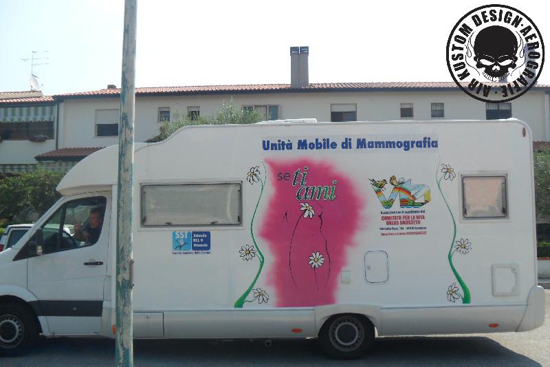camper mammografico mammografia asl 9 grosseto isola del giglio giglionews
