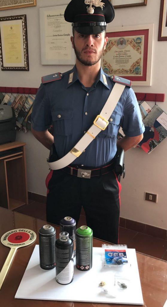 denuncia minorenne carabinieri isola del giglio giglionews