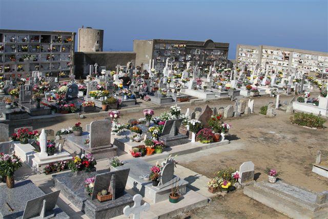 cimitero cimiteri sepolture isola del giglio giglionews
