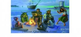titani contadini pescatori alessio guarnieri isola del giglio giglionews