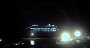 costa concordia webcam notte isola del giglio giglionews