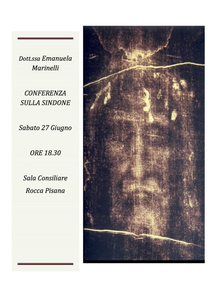 conferenza sacra sindone isola del giglio giglionews