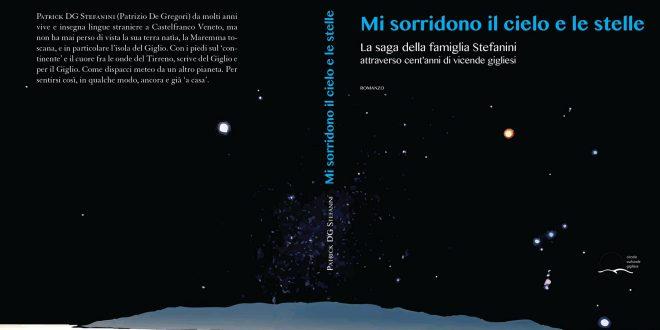 mi sorridono il cielo e le stelle presentazione libro famiglia stefanini isola del giglio giglionews