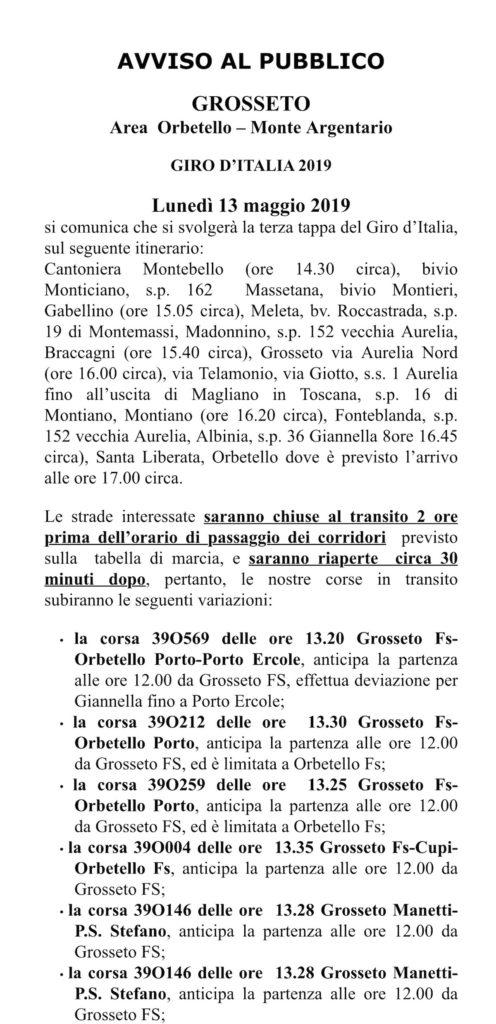 giro italia tiemme isola del giglio giglionews