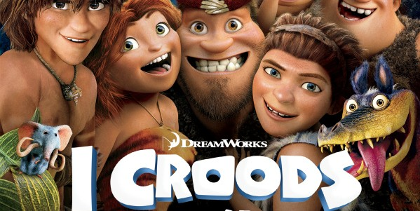 The croods and epic trailers and character designs from upcoming
