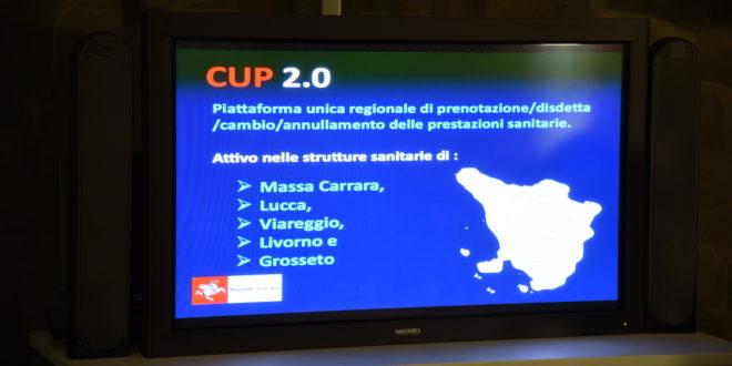 cup 2.0 prenotazione visite regione toscana isola del giglio giglionews