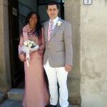 sposi damiano e claudia arienti isola del giglio giglionews