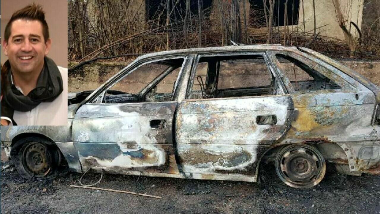 davide pecorelli auto bruciata montecristo isola del giglio giglionews