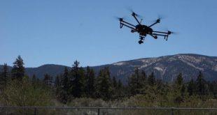 drone droni asl toscana sud est isola del giglio giglionews