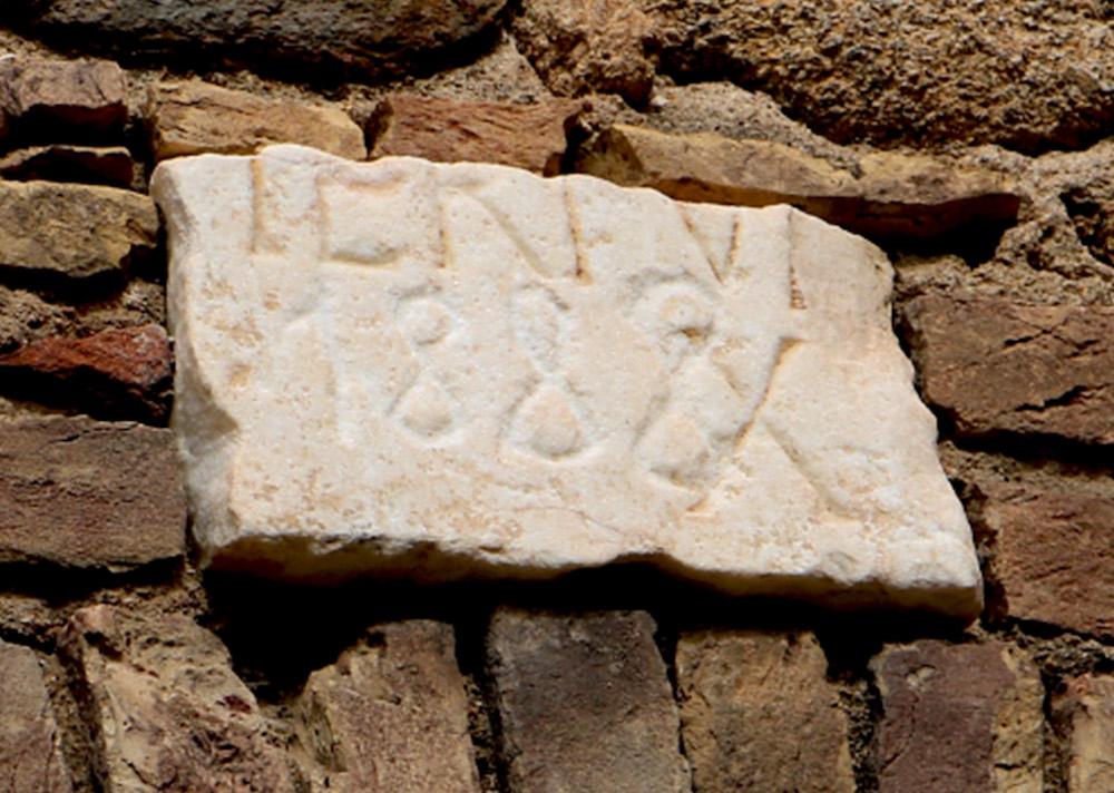 epigrafe latina mario brandaglia isola del giglio castello giglionews