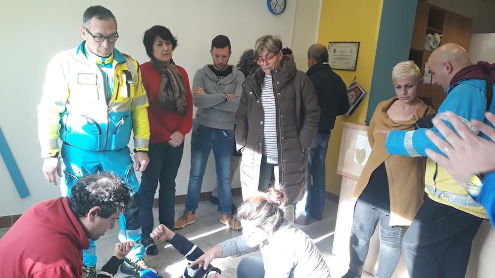 volontariato esami misericordia isola del giglio giglionews