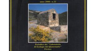studi ecologia quaternario brandaglia isola del giglio giglionews