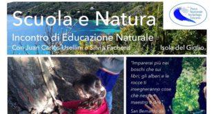 scuola e natura parco arcipelago toscano isola del giglio giglionews