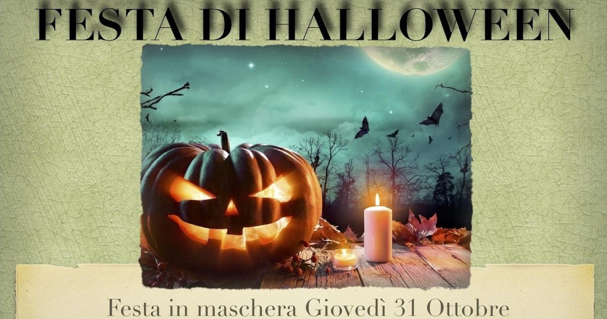 festa halloween isola del giglio castello giglionews