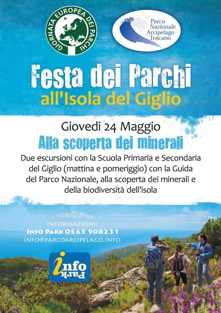parco festa parchi 2018 arcipelago toscano isola del giglio giglionews