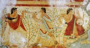 musica perduta flauti etruschi isola del giglio giglionews