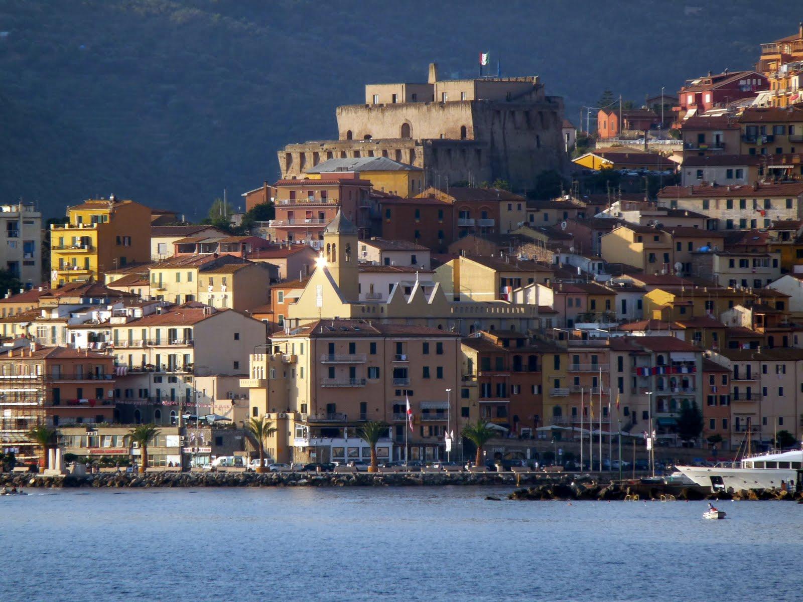 giro fortezza spagnola antica nave greca monte argentario isola del giglio giglionews