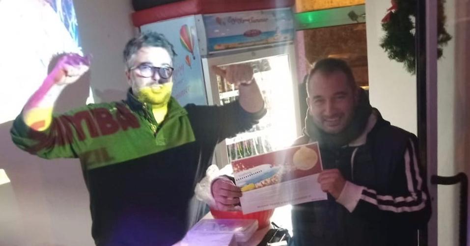 premiazioni gara pesca totano isola del giglio giglionews