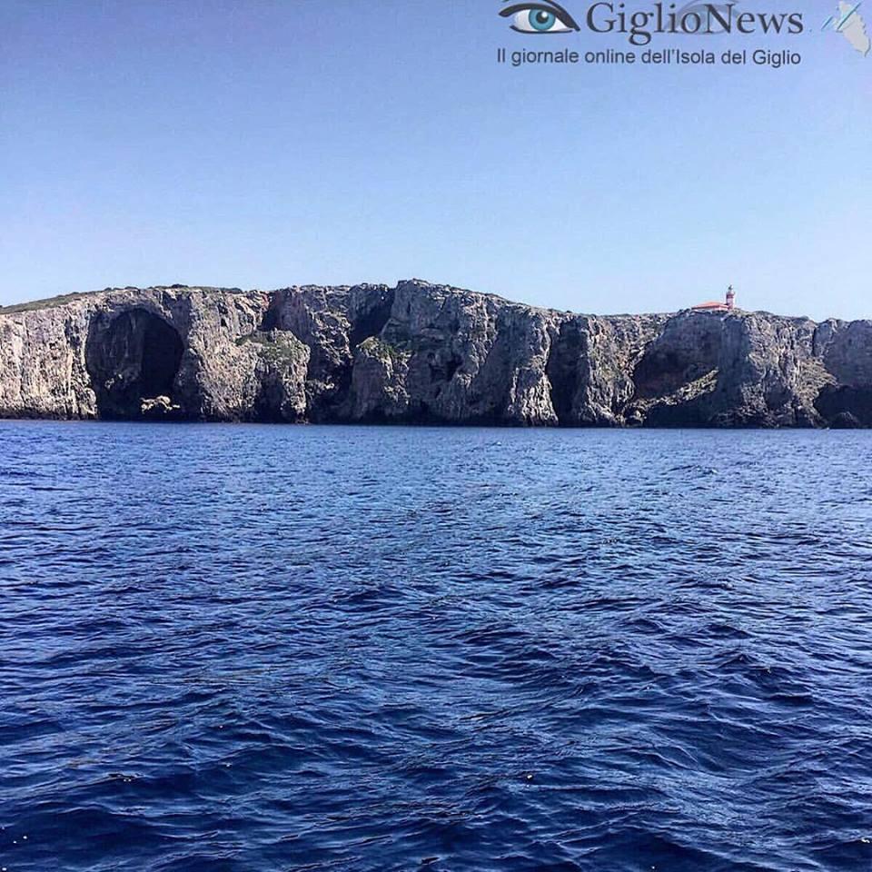 giannutri grottoni isola del giglio giglionews