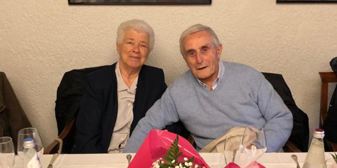 gigi e tosca 60 anni anniversario matrimonio isola del giglio giglionews