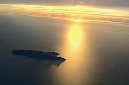 tramonto vita morte veduta aerea isola del giglio giglionews