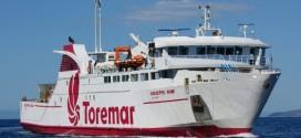 Un grazie alla società Toremar