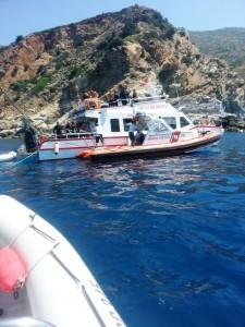 soccorso guardia costiera isola del giglio giglionews