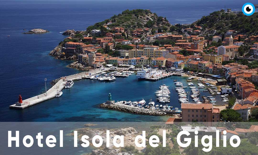 hotel isola del giglio