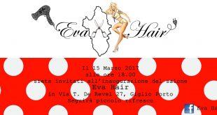 inaugurazione salone eva hair isola del giglio porto giglionews