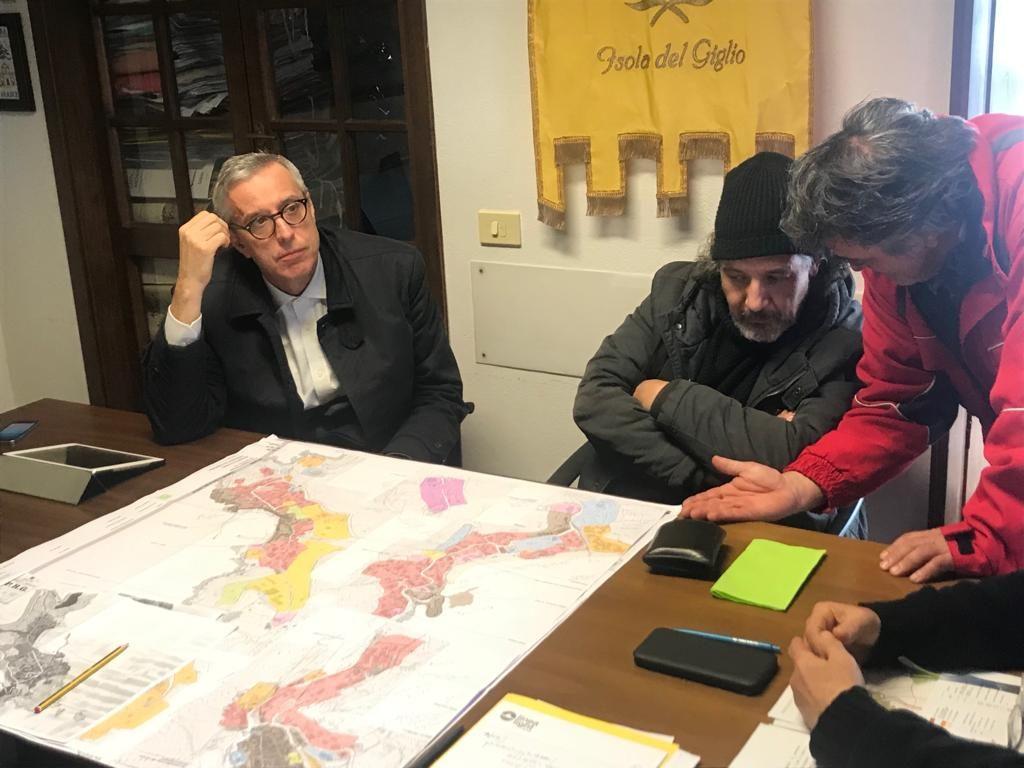 incontro piano operativo comune isola del giglio giglionews