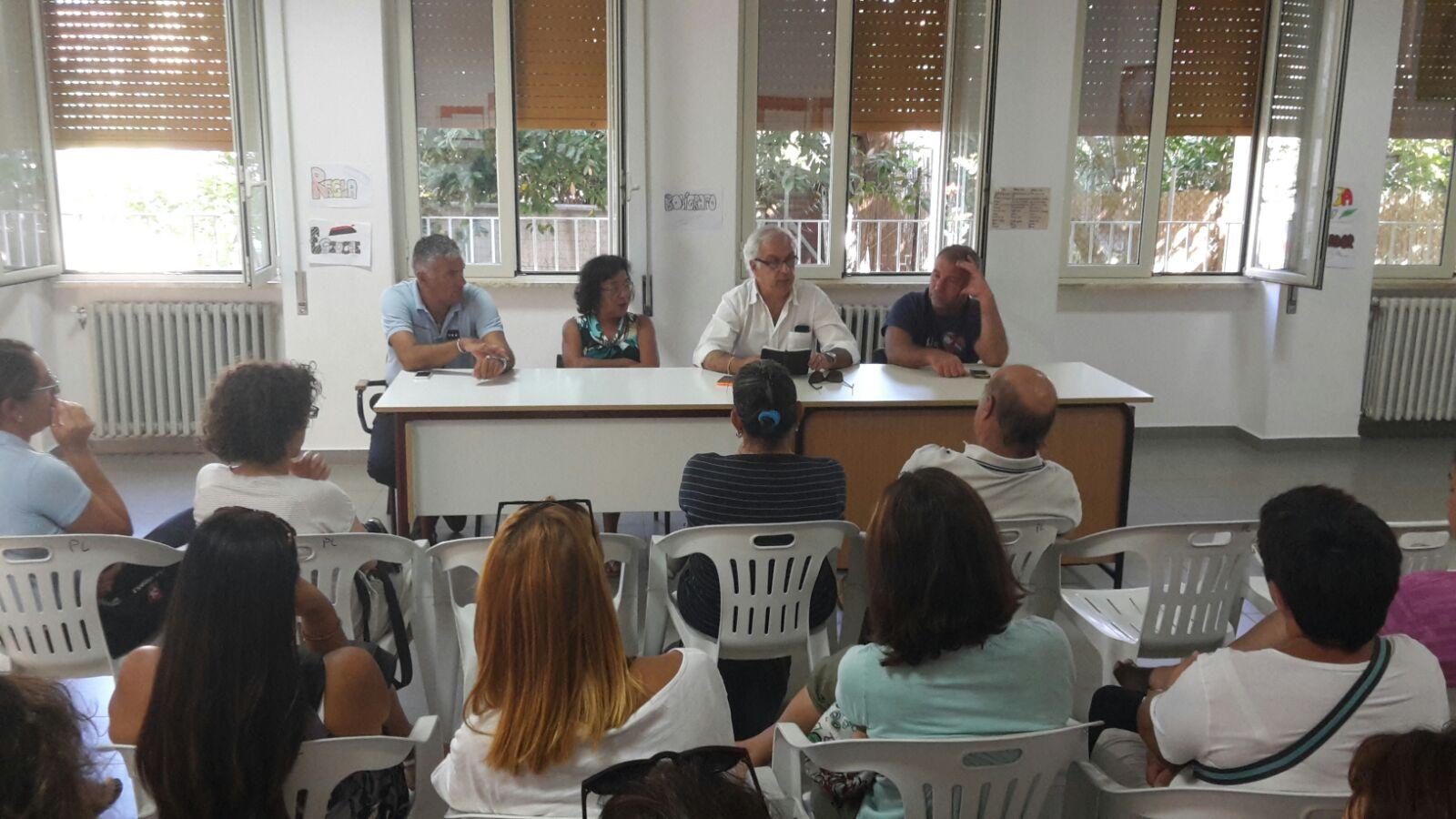 scuola scuole incontro micoperi isola del giglio comune giglionews