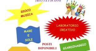 laboratorio creativo isola del giglio giglionews